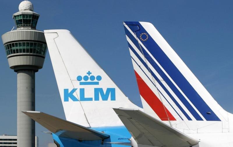Air France KLM cierra 2017 con casi 99 M de pasajeros, un 5,6% más