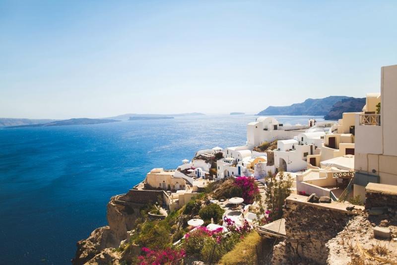 Grecia ha subido un 30% en el verano 2017 para las agencias alemanas. Foto: Aidan Meyer.
