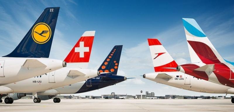 El Grupo Lufthansa se mantiene como líder de Europa con 130 M de pasajeros