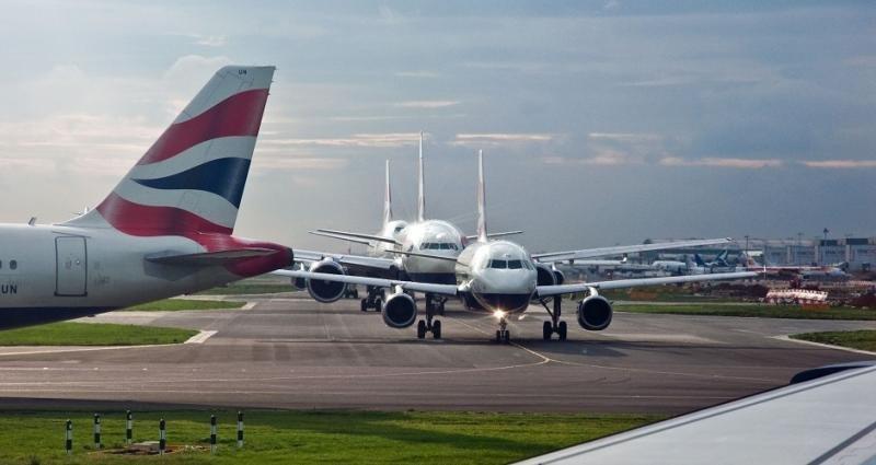 El Aeropuerto de Londres Heathrow anota un año récord con 78 M de pasajeros (Foto: Flickr/ Phillip Capper https://www.flickr.com/people/42033648@N00).