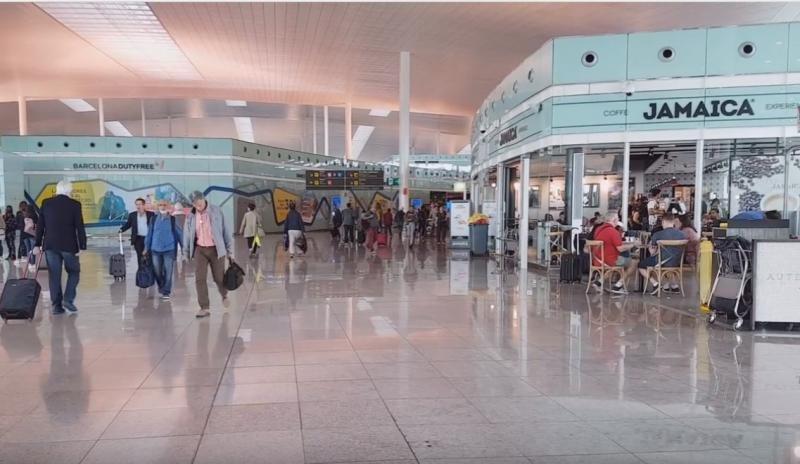 Convocadas huelgas en bares y restaurantes de aeropuertos