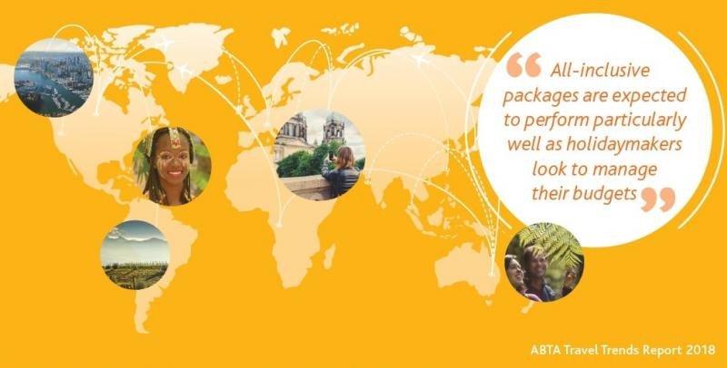 Se espera que los paquetes de todo incuido funcionen particularmente bien al permitir a los turistas controlar su presupuesto.