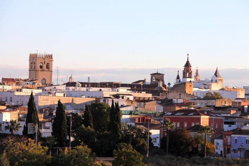 Badajoz. Foto: Turismo de Extremadura.