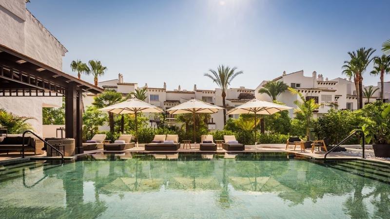 El Nobu Hotel Marbella tiene prevista su apertura en marzo.