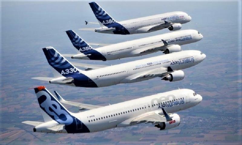 Airbus gana en pedidos y Boeing en entregas al cierre de 2017