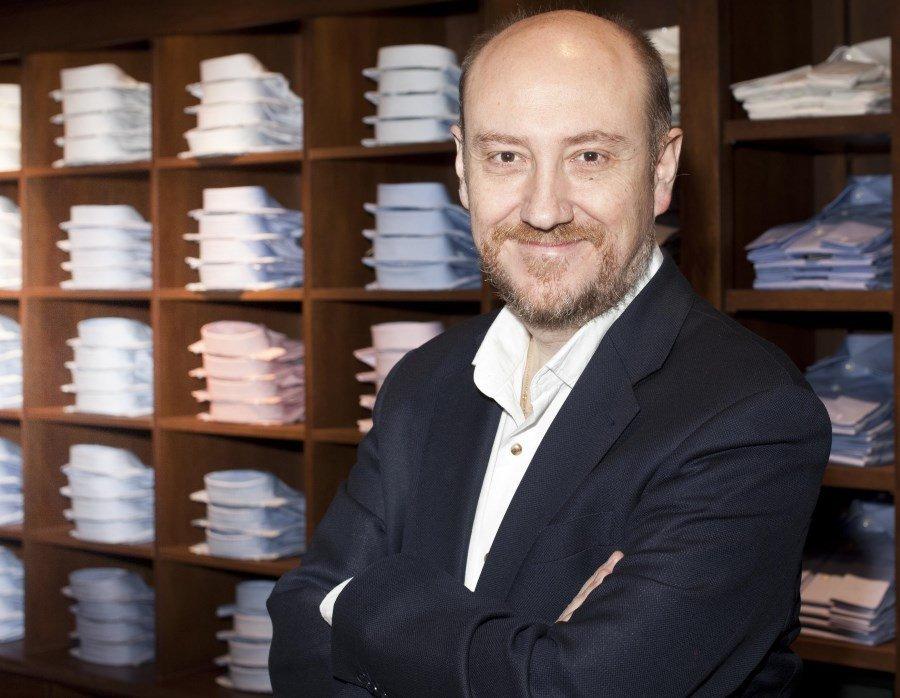 Luis Llorca, director de Global Blue España.