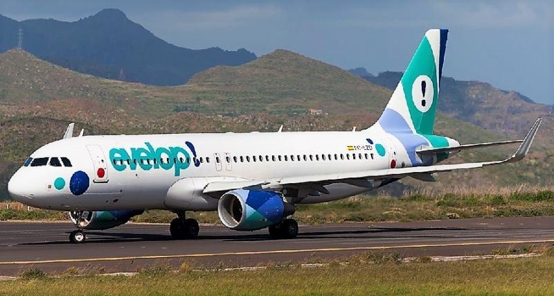 La entrada de Evelop en IATA le permitirá ampliar su red de destinos