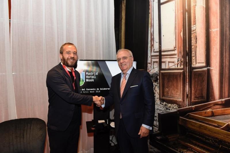 La segunda edición de 'Madrid Hotel Week' ya está en marcha