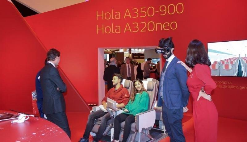 Iberia ha ofrecido una muestra de varias inicitivas dentro de su proceso de transformación digital.