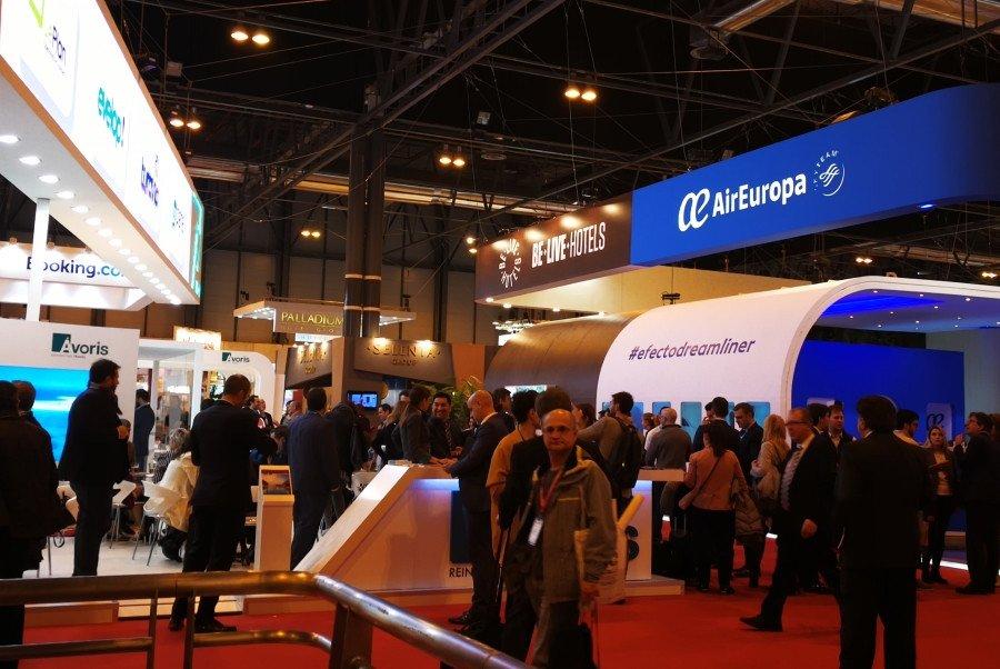 La Feria Internacional del Turismo, Fitur, ha congregado este año a 816 expositores titulares, un 8% más que la edición anterior.