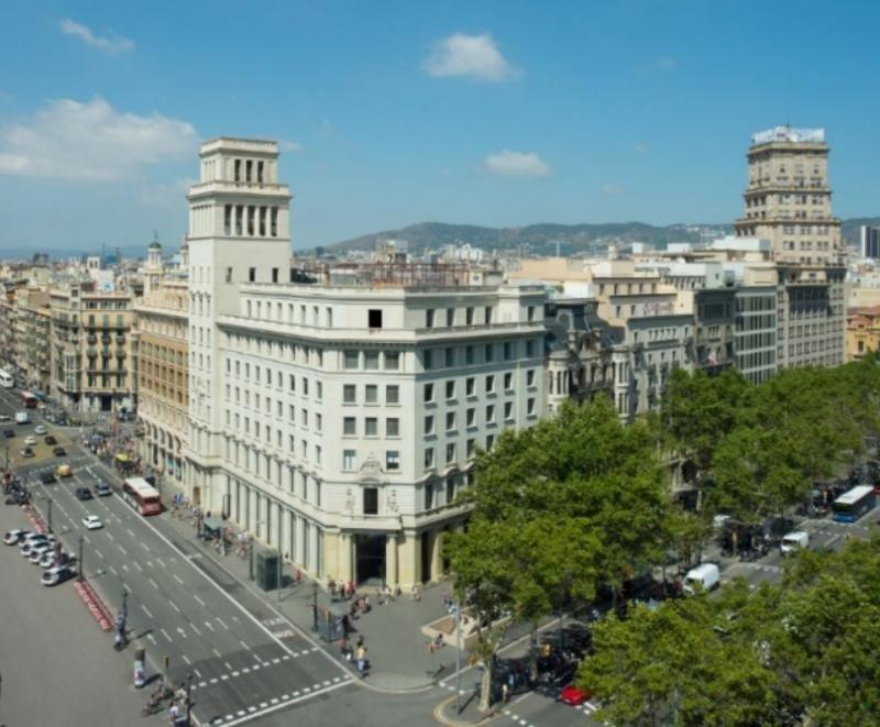 Iberostar abre su primer hotel en Barcelona