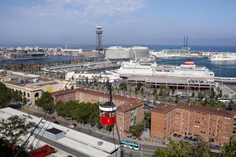 Los cruceristas generan más de 1.000 M € anuales en Cataluña