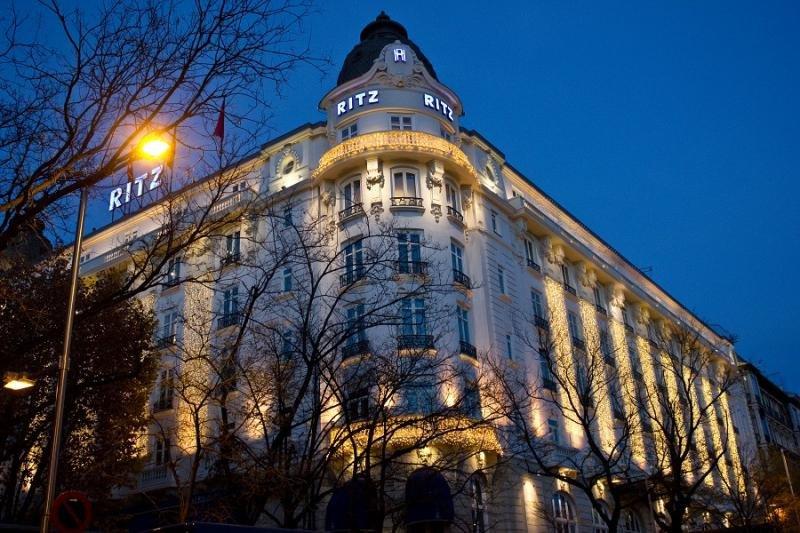 El Ritz de Madrid cerrará hasta finales de 2019 para una reforma completa