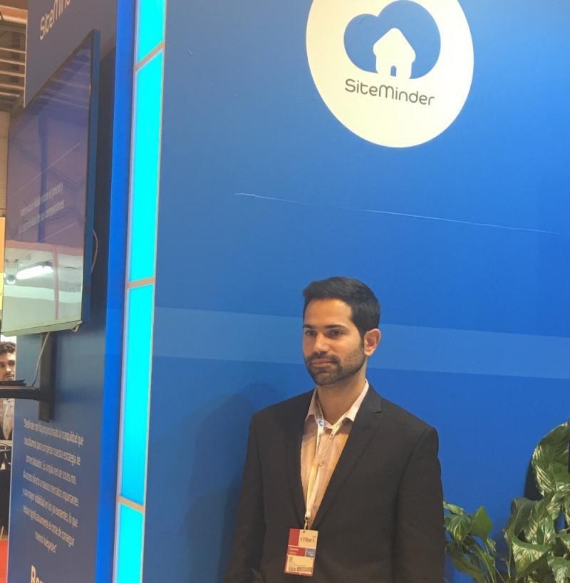 De julio de 2016 a junio de 2017 SiteMinder ha realizado 57,3 millones de reservas que han aportado más de 15.500 millones de euros en ingresos a sus 27.000 hoteles clientes, según ha destacado su director regional para España, Portugal y Brasil, Mateus Coelho.