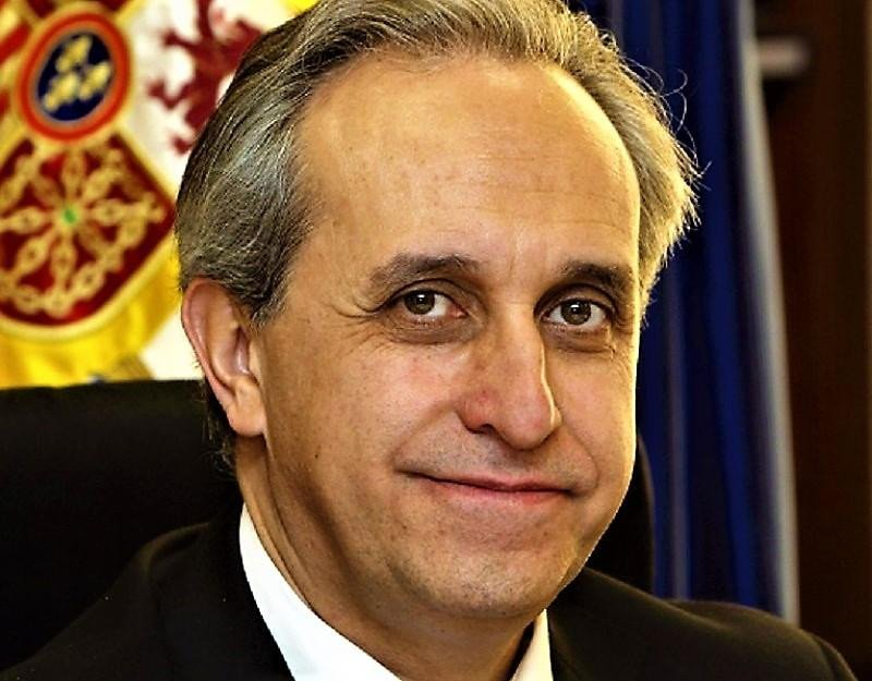 Aena incorpora a su consejo al director general de Enaire, Ángel Luis Arias.