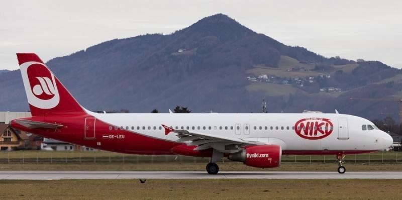 Niki despegará en marzo con marca nueva y 15 aviones