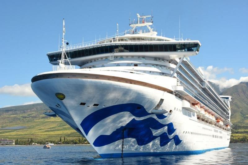 El Star Princess rejuvenece dentro del plan de 300 M € de la naviera