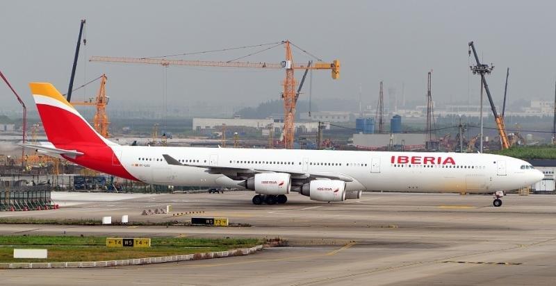 Iberia operará estos vuelos con sus aviones Airbus A340-600