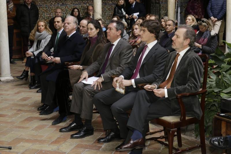 Al acto de presentación han acudido autoridades y propietarios de las casas palacio.