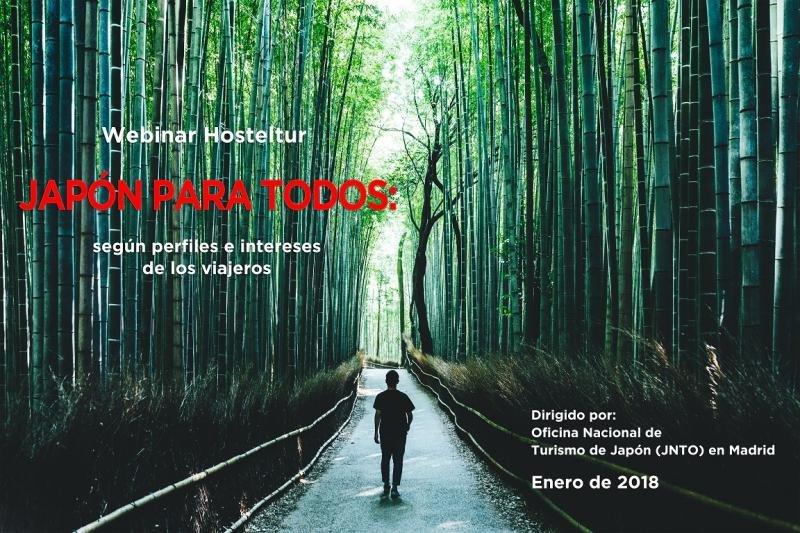 Japón para todos: según perfiles e intereses de los viajeros