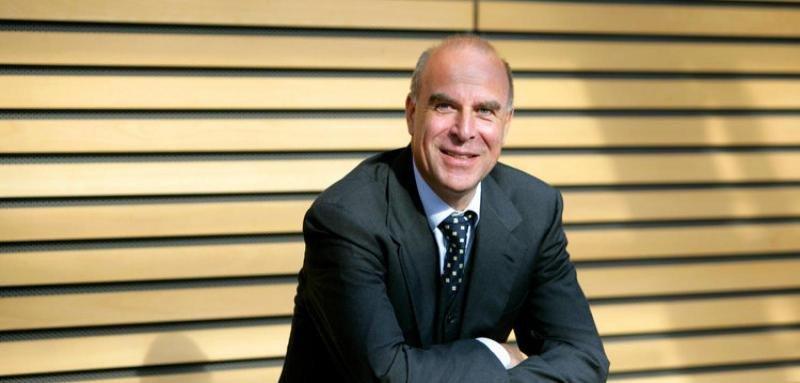 El propietario y presidente del grupo, Willi Verhuven. Foto: Welt.de.