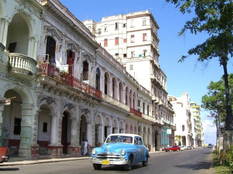 La Habana. Foto: Mikel Ortega.