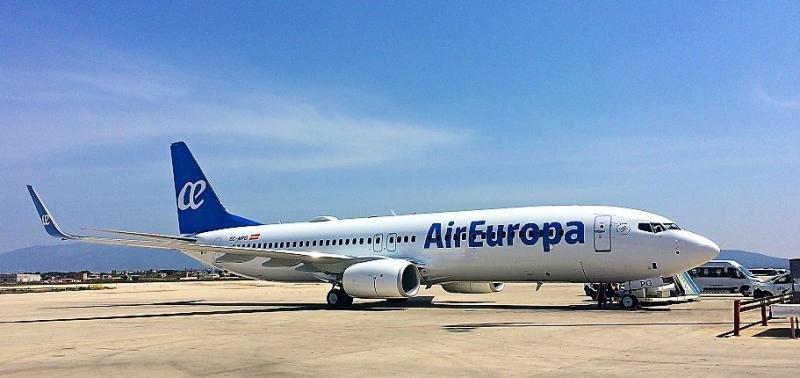 Air Europa aumenta su oferta a Roma este verano en más de 100.000 asientos