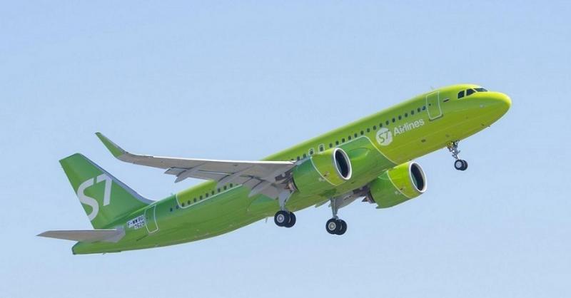 S7 Airlines conectará Tenerife con Moscú este verano