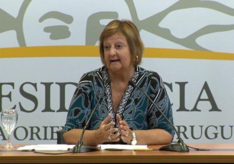 Liliam Kechichian, ministra de Turismo de Uruguay.