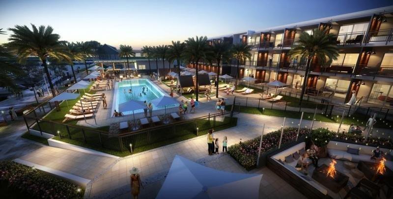 El Hotel Perry Key West busca proporcionar una experiencia vacacional auténtica frente a su playa.