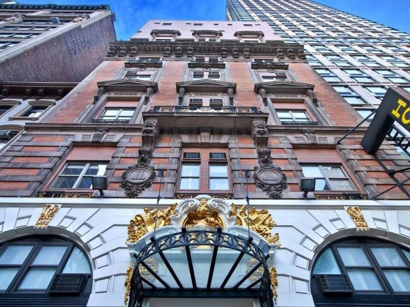 El Life Hotel se ubica en el corazón del edificio original de la revista del mismo nombre, en pleno Manhattan.
