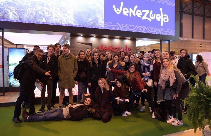 Venezuela se reivindica como país turístico, a pesar de la situación política