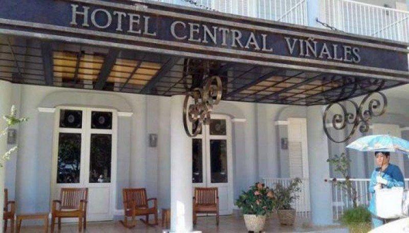 Hotel Central Viñales. Foto: Cubadebate.
