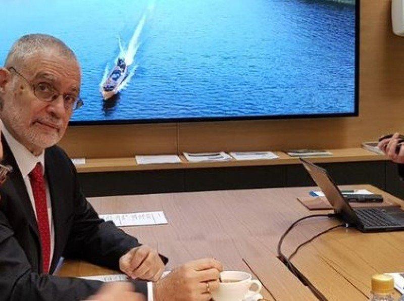 Liberoff visitó Finlandia y Portugal presentando a Uruguay como destino a operadores y autoridades. Foto: @uruguaynatural