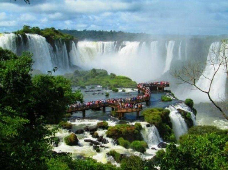 Argentina y Brasil harán promoción conjunta de Cataratas del Iguazú en China