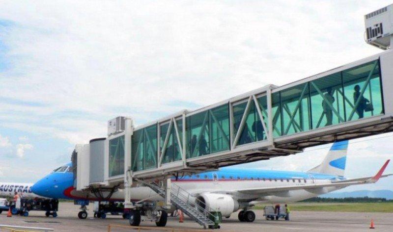 Argentina se encuentra en un proceso de renovación de estructuras aeroportuarias frente al gran aumento de operaciones que se promueve. Foto: Aeropuertos Argentina