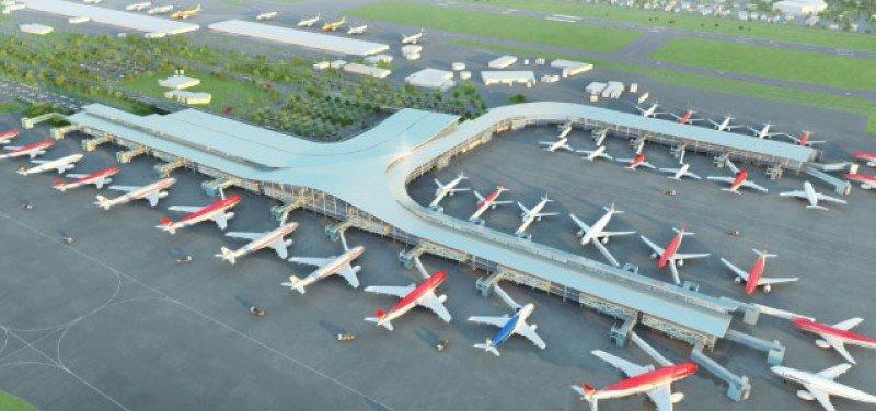 Aeropuerto El Dorado de Bogotá acaba de aumentar su capacidad.