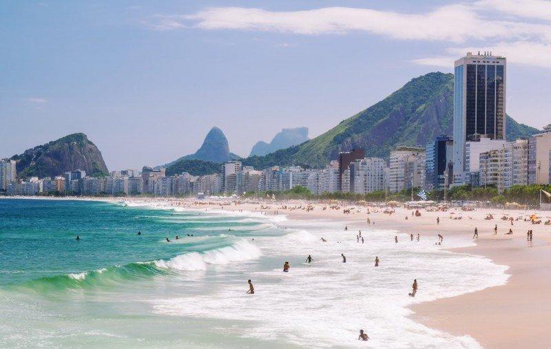 Brasil mejora las condiciones objetivas para recibir turismo de EEUU. Foto: @cdviaje