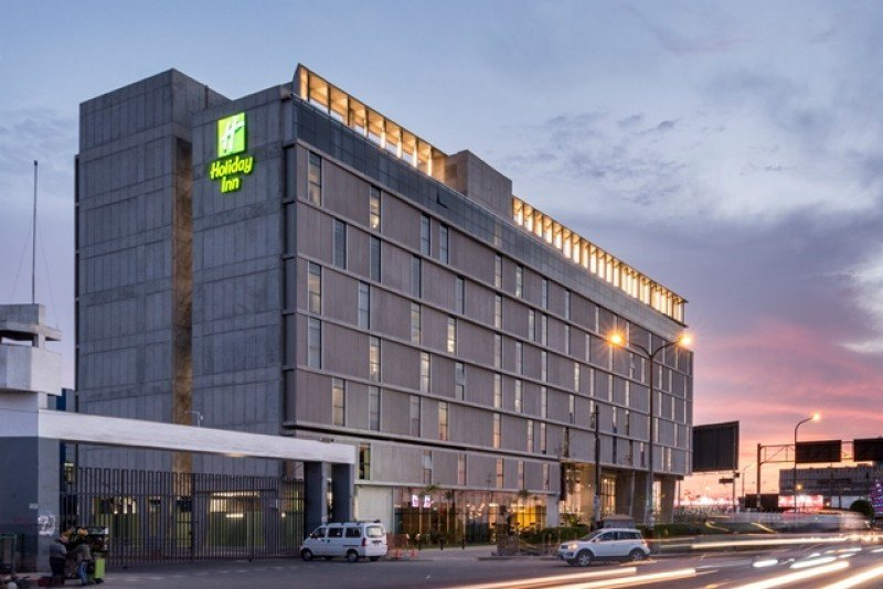 Nuevo hotel Holiday Inn Lima Airport.