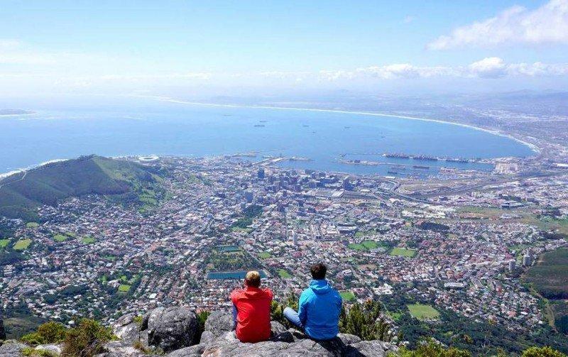 Ciudad del Cabo,. Foto: Aventura Africa.