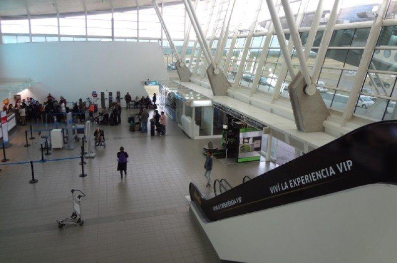 Aeropuerto de Laguna del Sauce, Punta del Este.