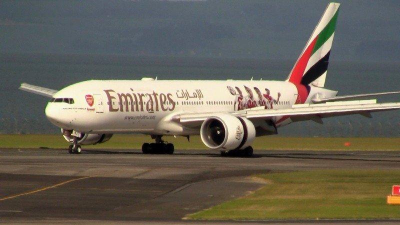 La nueva ruta será operada con un Boeing 777-200LR.