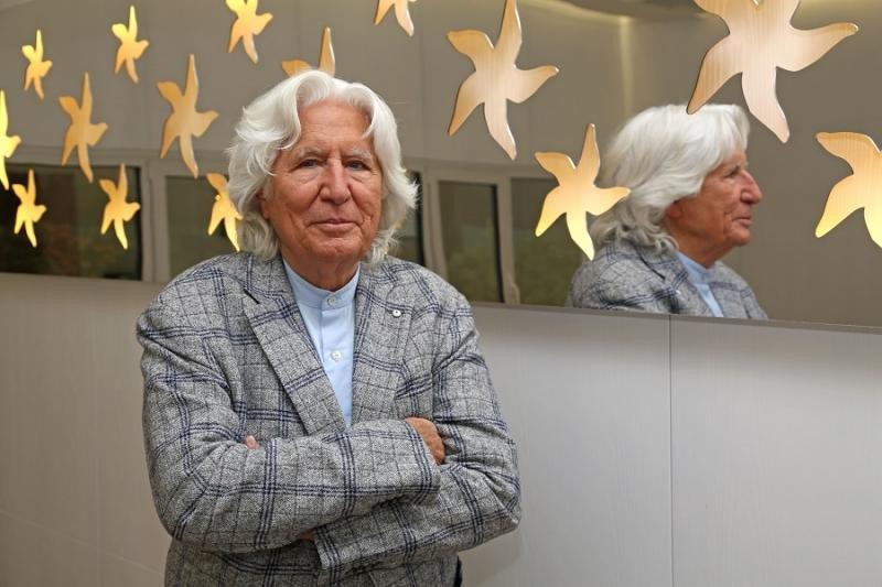 Miguel Fluxá, presidente de Iberostar, es el empresario más rico del sector turístico en España, según el informe 'Los 200 más ricos de España'.