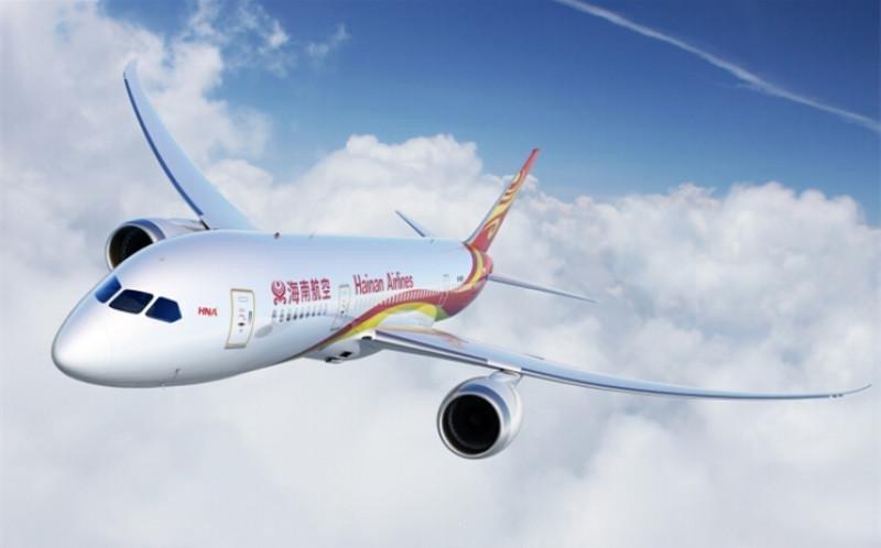 Hainan Airlines debuta en España con la ruta directa Madrid-Shenzhen