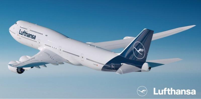 Lufthansa estrena en febrero nueva imagen después de 30 años