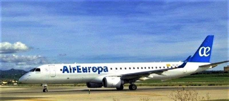 Air Europa impulsa su presencia en Alemania con un tercer destino
