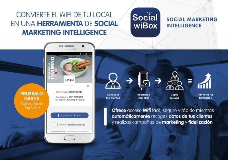 Socialwibox, que ya ha comenzado su internacionalización con una oficina en Taiwan, genera más de 1,5 millones de usuarios únicos, 800 instalaciones y 10.000 'me gusta' al mes.