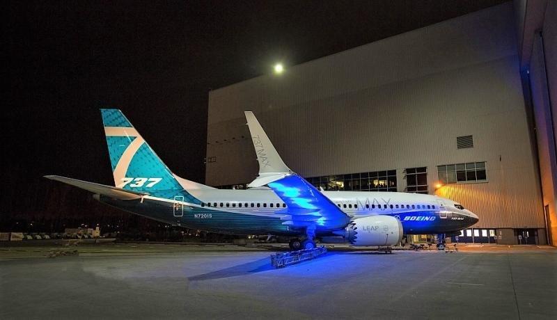 Sale el Boeing 737 MAX 7, con el menor coste de combustible por asiento
