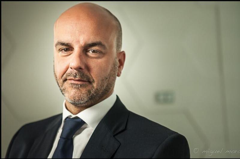 El vicepresidente de Grupo Pacífico, Mario Milán.