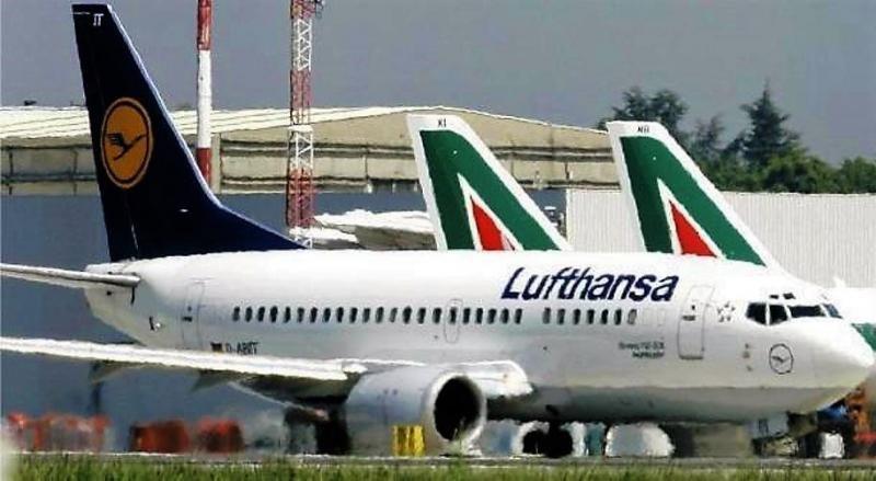 Lufthansa solo se haría cargo de una Alitalia reestructurada